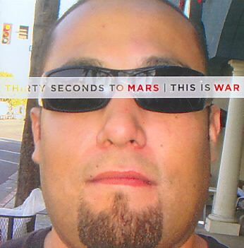 THIS IS WAR BY 30 SECONDS TO MARS (CD)